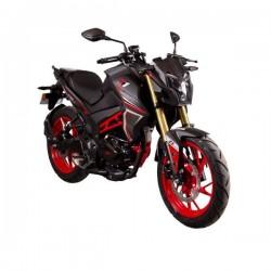 Moto Z1 CBR 250 Storm Rojo