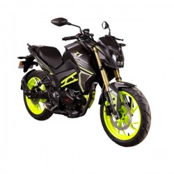 Moto Z1 CBR 250 Storm Verde