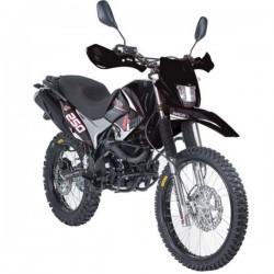Moto SHINERAY 6i-250 Negro