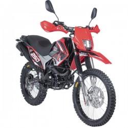 Moto SHINERAY 6i-250 Rojo