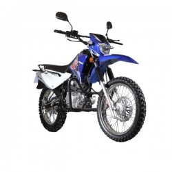 Moto Z1 Trial Azul