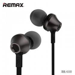 AUDIFONO REMAX RM610D NEGRO