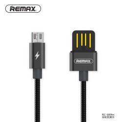 CABLE MICRO USB RC-080M NEGRO