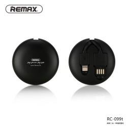 CABLES DE DATOS REMAX RC-099T NEGRO
