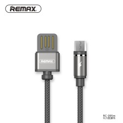 CABLE MICRO USB REMAX RC-095M GRIS