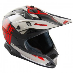 CASCO MOXAL TALLA M  CROSS...