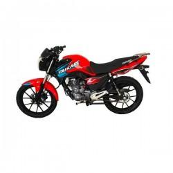 Moto DUKARE DK250-X Rojo