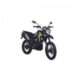 Moto LONCIN LX200GY-7 Negro