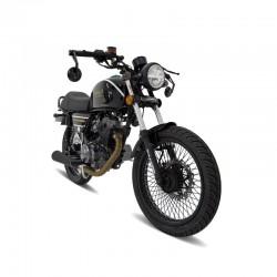 Moto THUNDER Bullet Negro