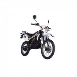 Moto THUNDER Falcon 150R Negro