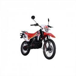 Moto THUNDER Falcon 150R Rojo