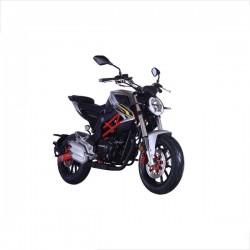 Moto THUNDER MVA 200 Plata