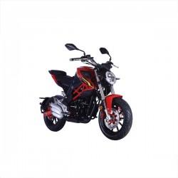 Moto THUNDER MVA 200 Rojo