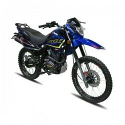 Moto THUNDER TRX 200R Azul