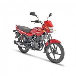 Moto BAJAJ Platina 100 ES Rojo