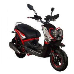 Moto BULTACO Freedom Negro