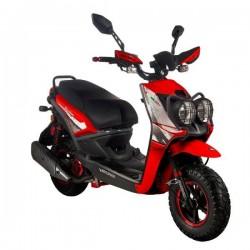 Moto BULTACO Freedom Rojo