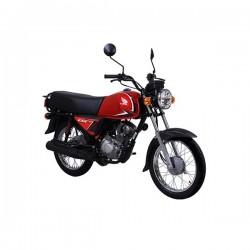 Moto HONDA CG110 Rojo