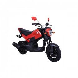 Moto HONDA Navi Rojo
