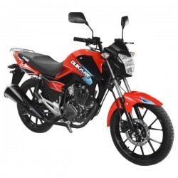 Moto DUKARE DK150-T TITAN Rojo